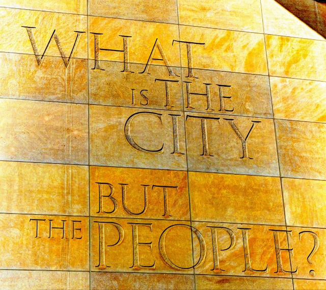 20141026-What is the City But the People