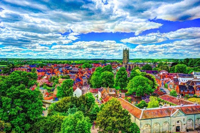 English Town Life-2