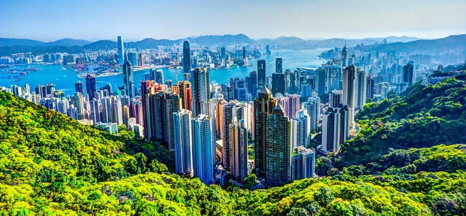 Iconic Hong Kong